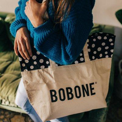 Bag Bobone© à pois 1